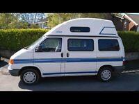 VW Volkswagen T4 Transporter Campervan - Great interior condition and new MOT