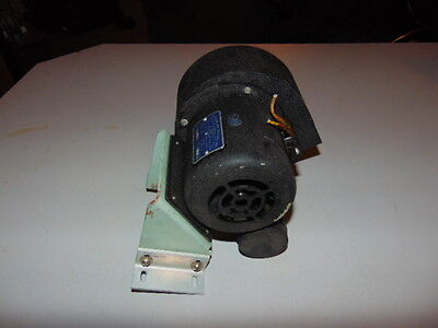Eastern Air Devices 120 Volt Squirrel Cage Blower Fan J57-7c-8 Rpm 3300