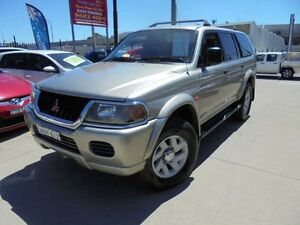 2003 Mitsubishi Challenger PA MY03 Champagne 5 Speed Manual Wagon Holroyd Parramatta Area Preview
