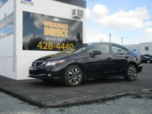2014 Honda Civic SEDAN EX 1.8 L