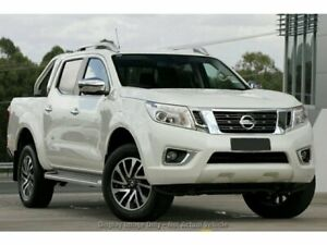 2019 Nissan Navara D23 S4 MY19 ST-X 4x2 White 7 Speed Sports Automatic Utility Chatswood Willoughby Area Preview