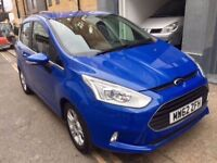 FORD B-MAX 1.6 AUTOMATIC 2013 JUST 7,000 MILES