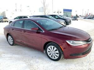 2016 Chrysler 200 LX- PUSH START, AUTOMATIC
