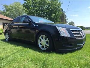 2008 Cadillac CTS AWD Full Équipe Intérieur en cuir Sieges Chauf