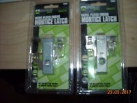 Mortice Latches x 2