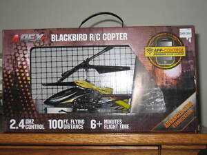 Brand New In Box Apex Blackbird Outdoor Copter - Reduced Price