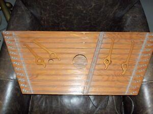 Hand Made / Home Made Hammered Dulcimer