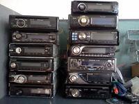 Radio CD/MP3/DVD/GPS/USB/BT Pioneer Sony JVC Super Aubaine