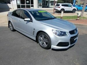 2014 Holden Commodore SV6 Silver 6 Speed Automatic Sedan Young Young Area Preview
