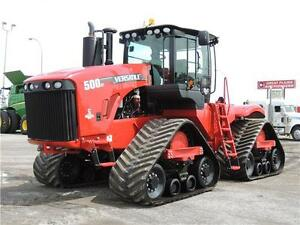 "2014 Versatile 500DT Delta-Track, 36"" tracks, PTO,110GPM, 625hrs"
