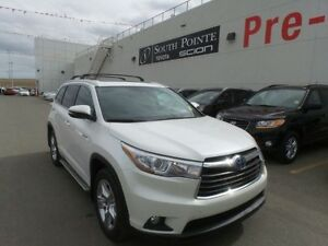 2015 Toyota Highlander Hybrid Limited | Navigation |Cooled Seats