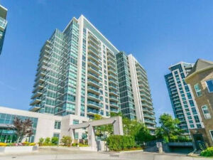 Fully furnished 1 Bedroom +  Den Condo sublet in Leaside