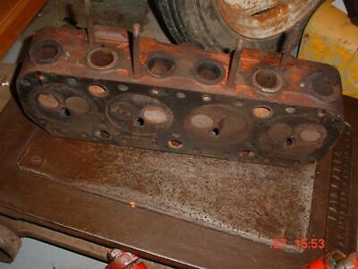 Original Allis Chalmers Wd45 Tractor Good Engine Cylinder Head Ac Wd45