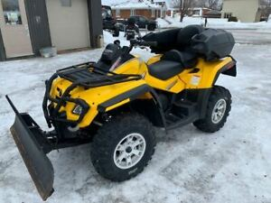 2008 Can-Am Outlander Max 650