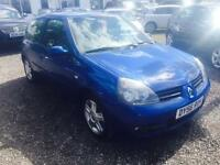 2006 RENAULT CLIO 1.2 16V Campus Sport 2007 12 MONTHS WARRANTY AVAILABLE