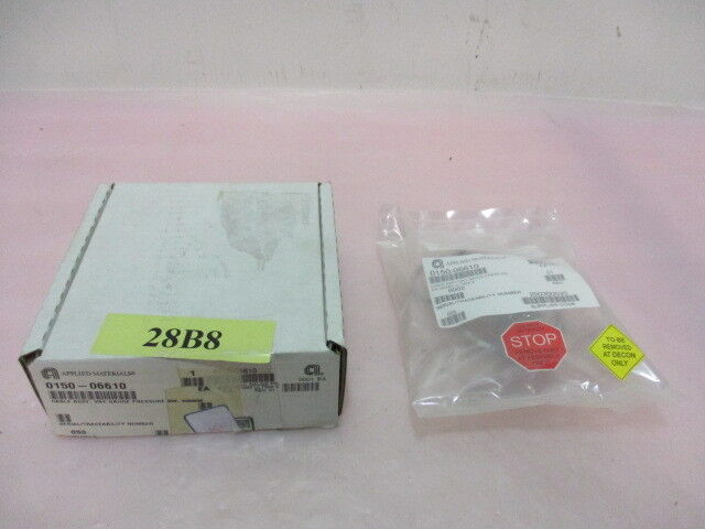 AMAT 0150-06610, Cable Assembly, VAC Gauge Pressure SW, 300MM. 415943