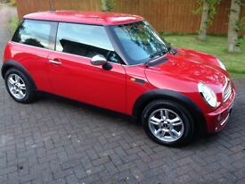 Mini One 1.6 3dr Air Con
