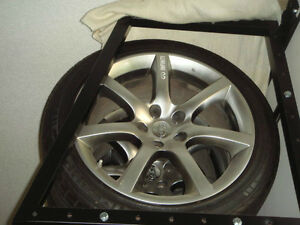 INFINITY G35 coupe wheels