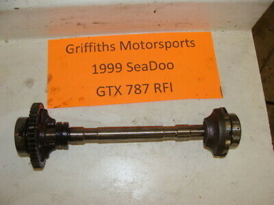 1999 99 00 01 02 SEA DOO GTX 800 787 RFI EFI crank balancer shaft counter