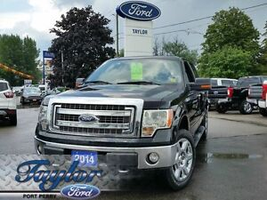 2014 Ford F-150 XLT *1 OWNER* *LEATHER* *SUNROOF*