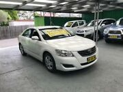 2008 Toyota Aurion GSV40R AT-X White 6 Speed Sports Automatic Sedan Five Dock Canada Bay Area Preview