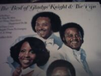 Vinyl LP – Gladys knight & The Pips – The Best Of Gladys Knight & The Pips-Buddah BDLH 5013