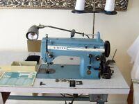 singer 20u industrial sewing machine l