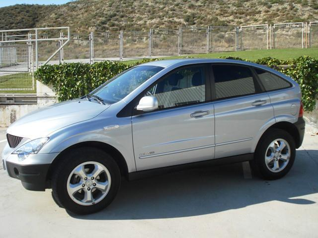 SSANGYONG ACTYON 200 XDI SUV 4X4