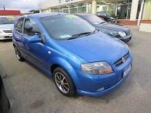 2007 Holden Barina TK Blue 5 Speed Manual Hatchback Victoria Park Victoria Park Area Preview