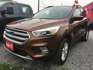 2017 Ford Escape SE ** Factory Warranty **