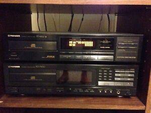 Vintage Pioneer PD 4500 CD Player
