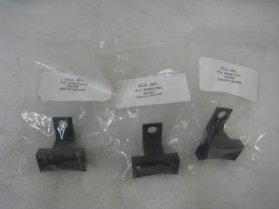 3 Ipec Speedfam 962568 Anodized Aluminum Sensor Brackets