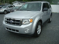 2012 Ford Escape AWD $69 weekly SUV