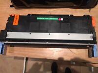 HP color laser jet 5550 toners