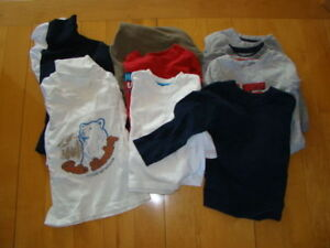 Lot de vêtements garçon 3-3T été et Hiver 40 mcx
