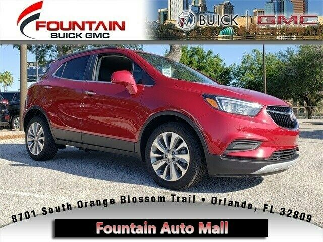 Image 1 Voiture American used Buick Encore 2020