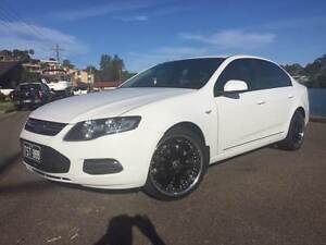 FORD FALCON ECO BOOST 4CYL TURBO AVAILABLE TO RENT - DRIVE2UBER Drummoyne Canada Bay Area Preview
