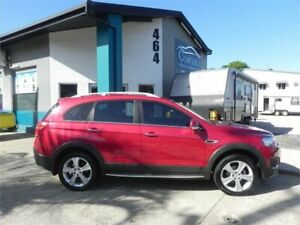 2014 Holden Captiva CG MY15 7 LTZ (AWD) Red 6 Speed Automatic Wagon Earlville Cairns City Preview