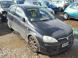 Breaking corsa c 1.4 twinport z14xep f13 gearbox works perfect 07594145438