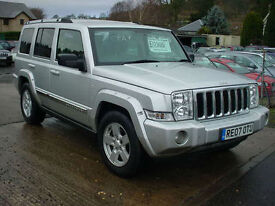 Jeep Commander 3.0CRD V6 auto Limited (2007)