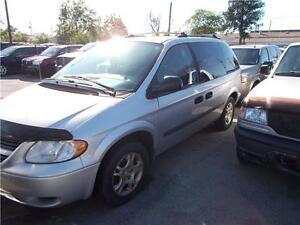 2005 Dodge Caravan runs and drives as-traded as-is