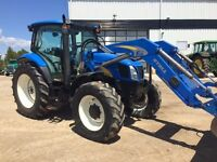 2009 New Holland T6030 Tractor