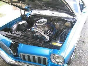 1973 Oldsmobile 442 with 455 cu in Engine