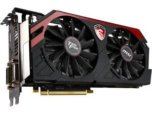 TRADING my MINT MSI R9 290X 8GIG GAMING for NVIDIA card
