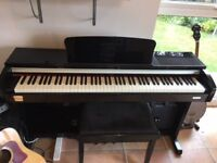Excellent condition Robertson RP 220 Piano with stool for sale