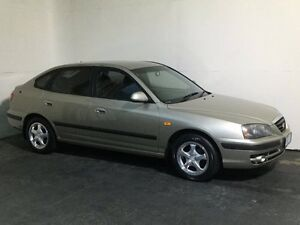 2005 Hyundai Elantra XD MY05 FX 4 Speed Automatic Hatchback Mount Gambier Grant Area Preview