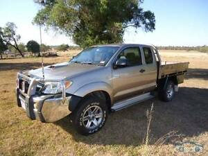 2005 Toyota Hilux Ute 4wd Fremantle Fremantle Area Preview