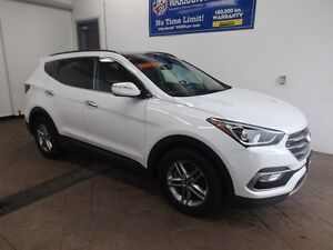 2017 Hyundai Santa Fe SPORT AWD LEATHER SUNROOF