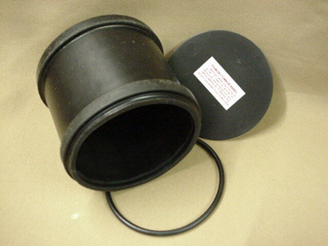 Thumlers Tumbler Factory Replacement 3lb Barrel rock polisher Model T A-R1 A-R2