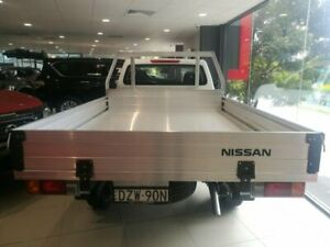 2018 Nissan Navara D23 S3 RX 4x2 White 6 Speed Manual Cab Chassis Chatswood Willoughby Area Preview